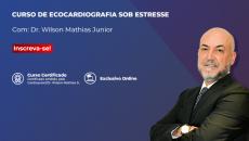 Curso de Ecocardiografia Sob Estresse – Prof. Dr. Wilson Mathias Jr