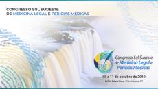 ABMLPM - Congresso Sul Sudeste de Medicina Legal e Perícias Médicas 2019