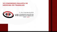 VII Congresso Paulista de Medicina do Traballho