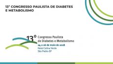 DVD + ONLINE - 13º Congresso Paulista de Diabetes e Metabolismo