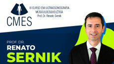 III CURSO DE ULTRASSONOGRAFIA – MÚSCULOESQUELÉTICA - Prof. Dr. Renato A. Sernik